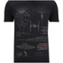 Star Wars Mens Fleet Schematic T-Shirt - Zwart: Image 4