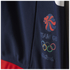 adidas Men's Team GB Replica Cycling Bib Shorts - Blue: Image 6