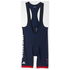 adidas Men's Team GB Replica Cycling Bib Shorts - Blue: Image 7
