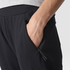 adidas Women's ZNE Tapered Training Pants - Black: Image 6