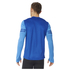 adidas Men's Response Long Sleeve Running T-Shirt - Blue: Image 3