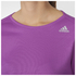 adidas Women's Sequencials Climalite Running Long Sleeve T-Shirt - Purple: Image 4