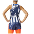 adidas Women's Stella Sport Star Training Tank Top - White/Blue: Image 3