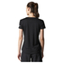adidas Women's Sequencials Climalite Running T-Shirt - Black: Image 3