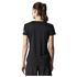 adidas Women's Sequencials Climalite Running T-Shirt - Black: Image 3