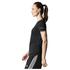 adidas Women's Sequencials Climalite Running T-Shirt - Black: Image 2