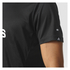 adidas Men's Performance Essentials Running T-Shirt - Black/Red: Image 5