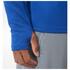 adidas Men's Response 1/4 Zip Long Sleeve Running T-Shirt - Blue: Image 5