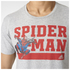 adidas Men's Spiderman Training T-Shirt - Grey: Image 5