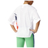 adidas Women's Stella Sport Mesh Training T-Shirt - White: Image 3