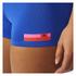 adidas Women's Stella Sport Workout Training Shorts - Blue: Image 5