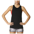 adidas Women's Performer Training Tank Top - Black: Image 7