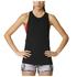 adidas Women's Performer Training Tank Top - Black: Image 7