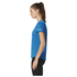 adidas Women's Sequencials Climalite Running T-Shirt - Blue: Image 2