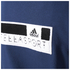 adidas Women's Stella Sport Spacer Training Crew Sweatshirt - Blue: Image 5