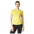 adidas Women's Sequencials Climalite Running T-Shirt - Yellow: Image 1