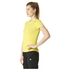 adidas Women's Sequencials Climalite Running T-Shirt - Yellow: Image 2