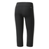 adidas Women's Ultimate Fit Training 3/4 Tights - Black: Image 2