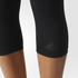 adidas Women's Ultimate Fit Training 3/4 Tights - Black: Image 8