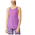 adidas Women's Deep Armhole Training Tank Top - Purple: Image 7