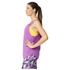 adidas Women's Deep Armhole Training Tank Top - Purple: Image 2