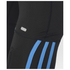 adidas Men's Response Long Running Tights - Black/Blue: Image 5