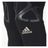 adidas Men's Adizero Sprintweb Running Long Tights - Black: Image 4