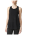 adidas Women's Deep Armhole Training Tank Top - Black: Image 6