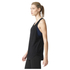 adidas Women's Deep Armhole Training Tank Top - Black: Image 2