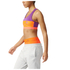 adidas Women's Stella Sport Padded Training Sports Bra - Purple: Image 2