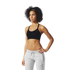 adidas Women's Training Seamless Bra - Black: Image 3