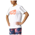 adidas Women's Stella Sport Hey Girl Training T-Shirt - White: Image 2