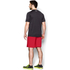 Under Armour Men's Mirage 8 Inch Shorts - Red/Black: Image 5