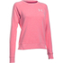 Under Armour Women's Favourite Fleece Crew Sweatshirt - Knock Out: Image 1