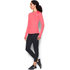 Under Armour Women's ColdGear Armour Crew Long Sleeve Shirt - Brilliance Pink: Image 4