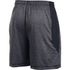 Under Armour Men's Raid International Shorts - Steel/Black: Image 2