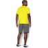Under Armour Men's Tech Short Sleeve T-Shirt - Flash Light/Stealth Grey: Image 4