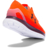 Under Armour Men's SpeedForm Slingride Fade Running Shoes - Magma Orange: Image 3