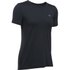 Under Armour Women's HeatGear Armour Short Sleeve T-Shirt - Black: Image 1