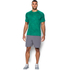 Under Armour Men's Jacquard Tech Short Sleeve T-Shirt - Green: Image 3