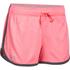 Under Armour Women's Tech Twist Shorts - Brilliance Pink: Image 1