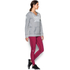 Under Armour Women's Favourite Fleece Hoody - True Grey Heather: Image 4