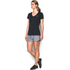 Under Armour Women's Jacquard Tech Short Sleeve T-Shirt - Black: Image 4