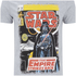 Star Wars Empire Strikes Back Heren T-Shirt - Grijs: Image 3