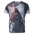 Star Wars Men's Darth Vader T-Shirt - Grey: Image 1