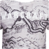 Warcraft Men's Map T-Shirt - Weiß: Image 3