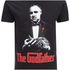 The Godfather Men's The Godfather T-Shirt - Black: Image 3