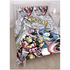 Marvel Comics Action Panel Duvet Set: Image 6