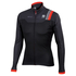 Sportful BodyFit Pro Windstopper Jacket - Black/Grey: Image 1