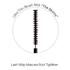 Mirenesse Lash Whip Mascara 5g - Black: Image 3